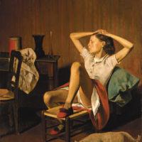 Balthus: Thérèse Dreaming, 1938