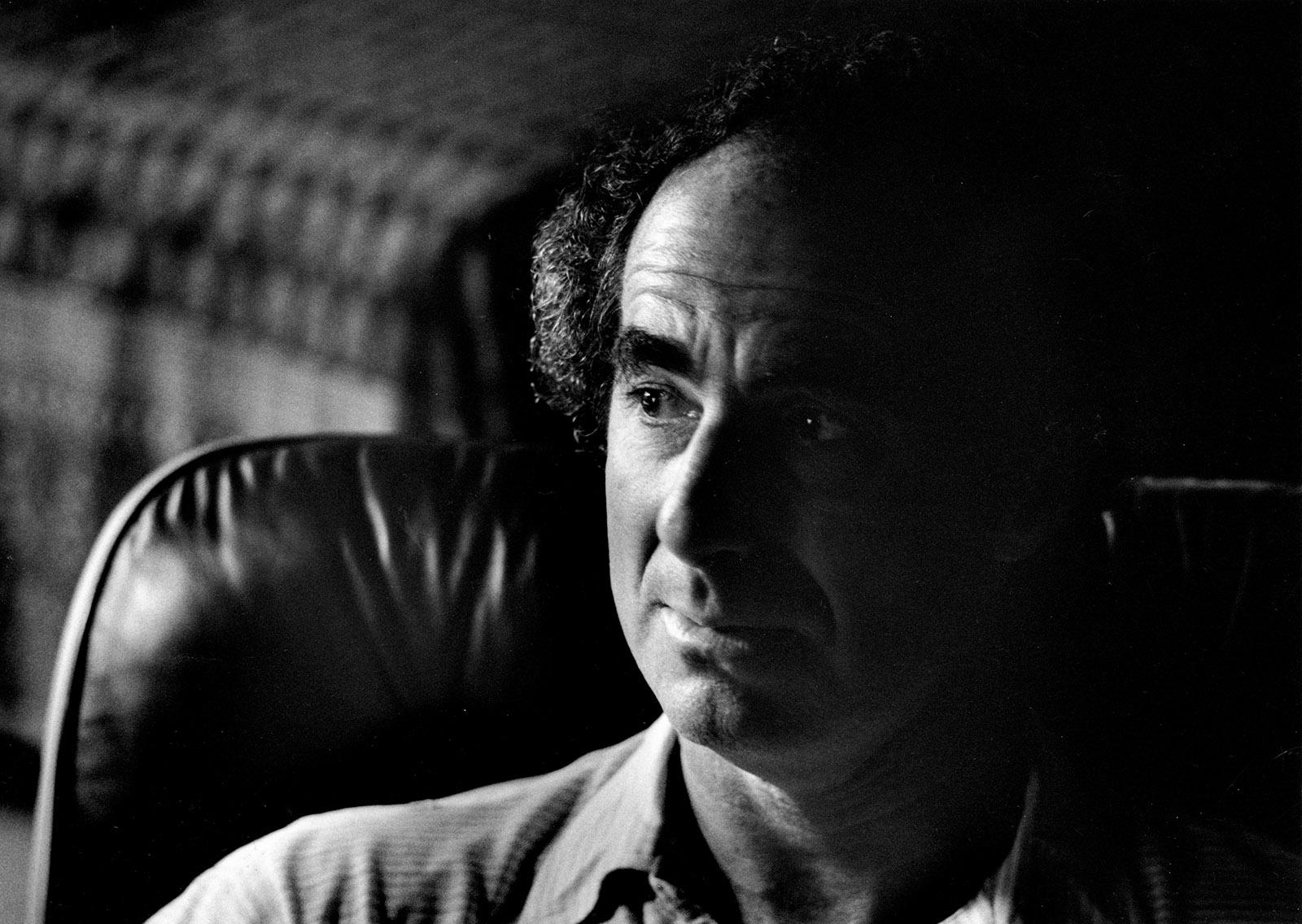Philip Roth, Warren, Connecticut, 1979