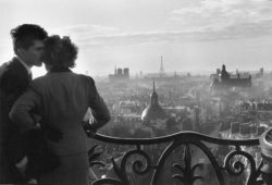 Willy Ronis: The Bastille Lovers, Paris, 1957