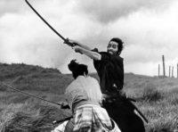 A scene from Masaki Kobayashi's film Seppuku (1962)