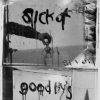 Robert Frank: Sick of Goodby's, 1978; from The Lines of My Hand