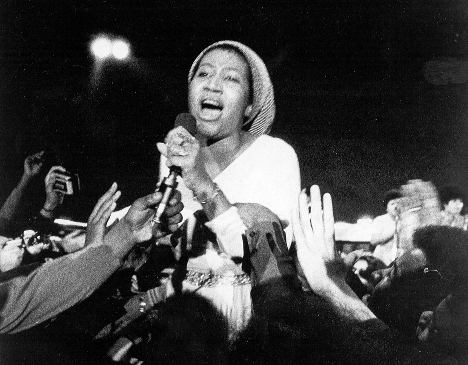 Aretha Franklin, circa 1971