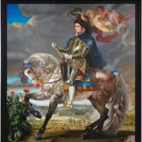 Kehinde Wiley: Equestrian Portrait of King Philip II, 2009