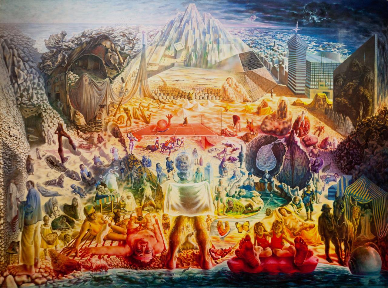 David Bunch's Prophetic Dystopia | by Jeff VanderMeer | NYR