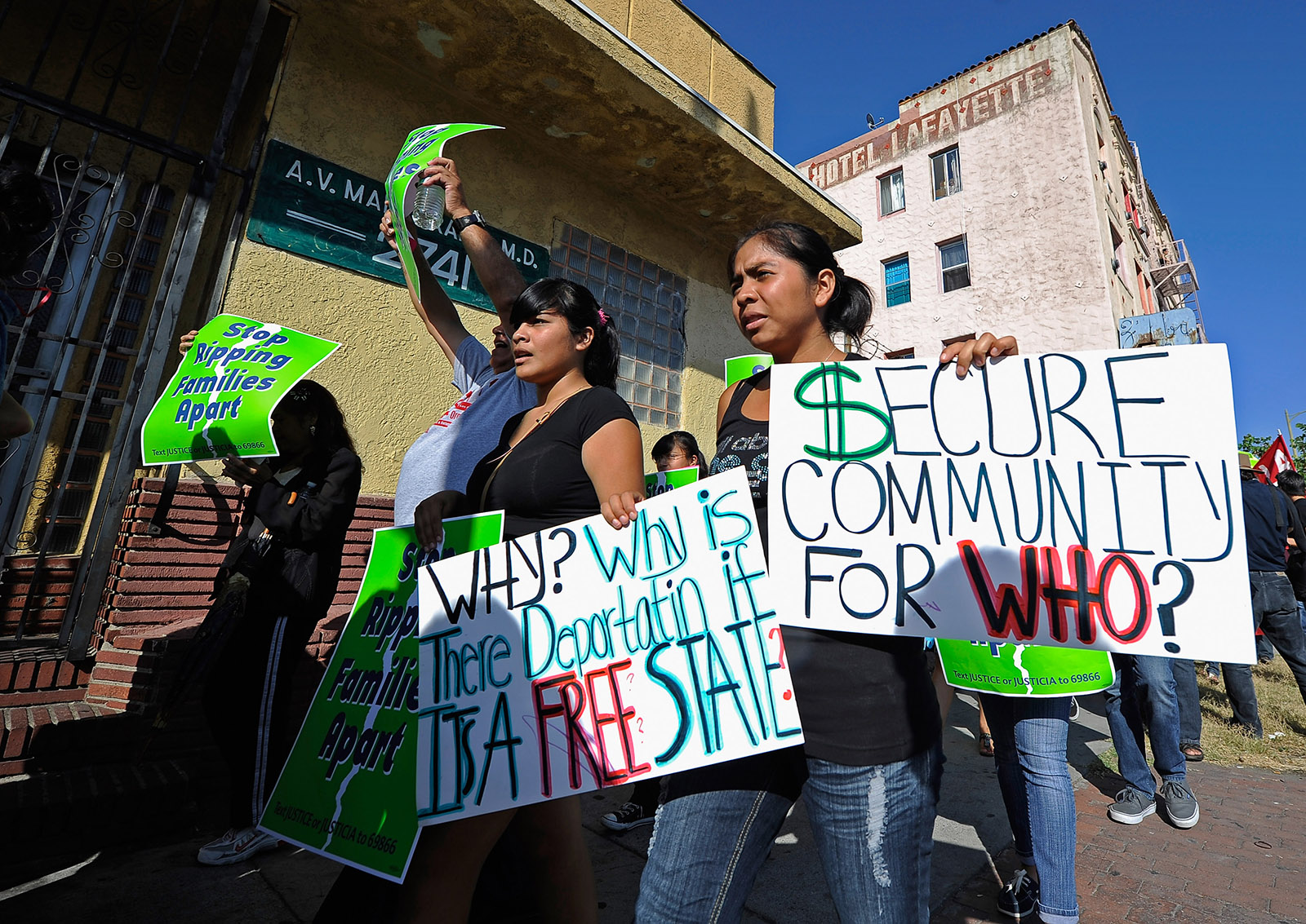 Abolish ICE: Beyond a Slogan | by Tina Vasquez | NYR Daily | The New