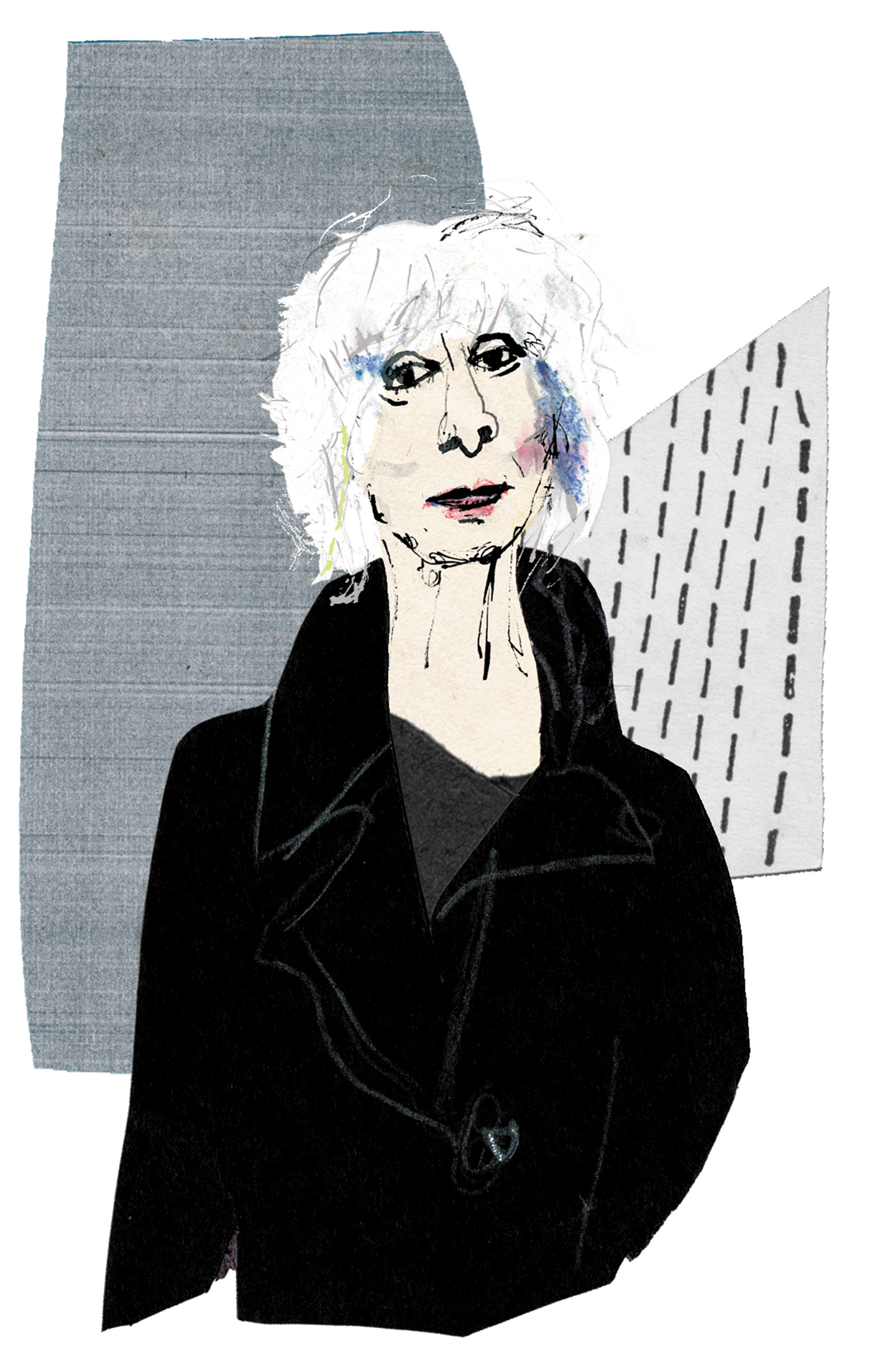 Deborah Eisenberg; illustration by Joanna Neborsky