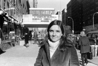 Adrienne Rich, New York City, 1973