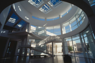 The Getty Center, Los Angeles, 1997