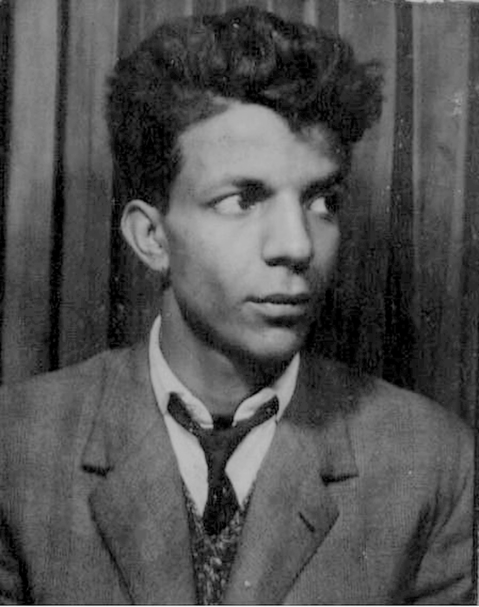 Ahmed Bouanani, Paris, 1962