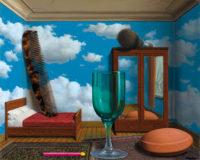 René Magritte: Personal Values, 1952