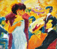 Emil Nolde: Party, 1911
