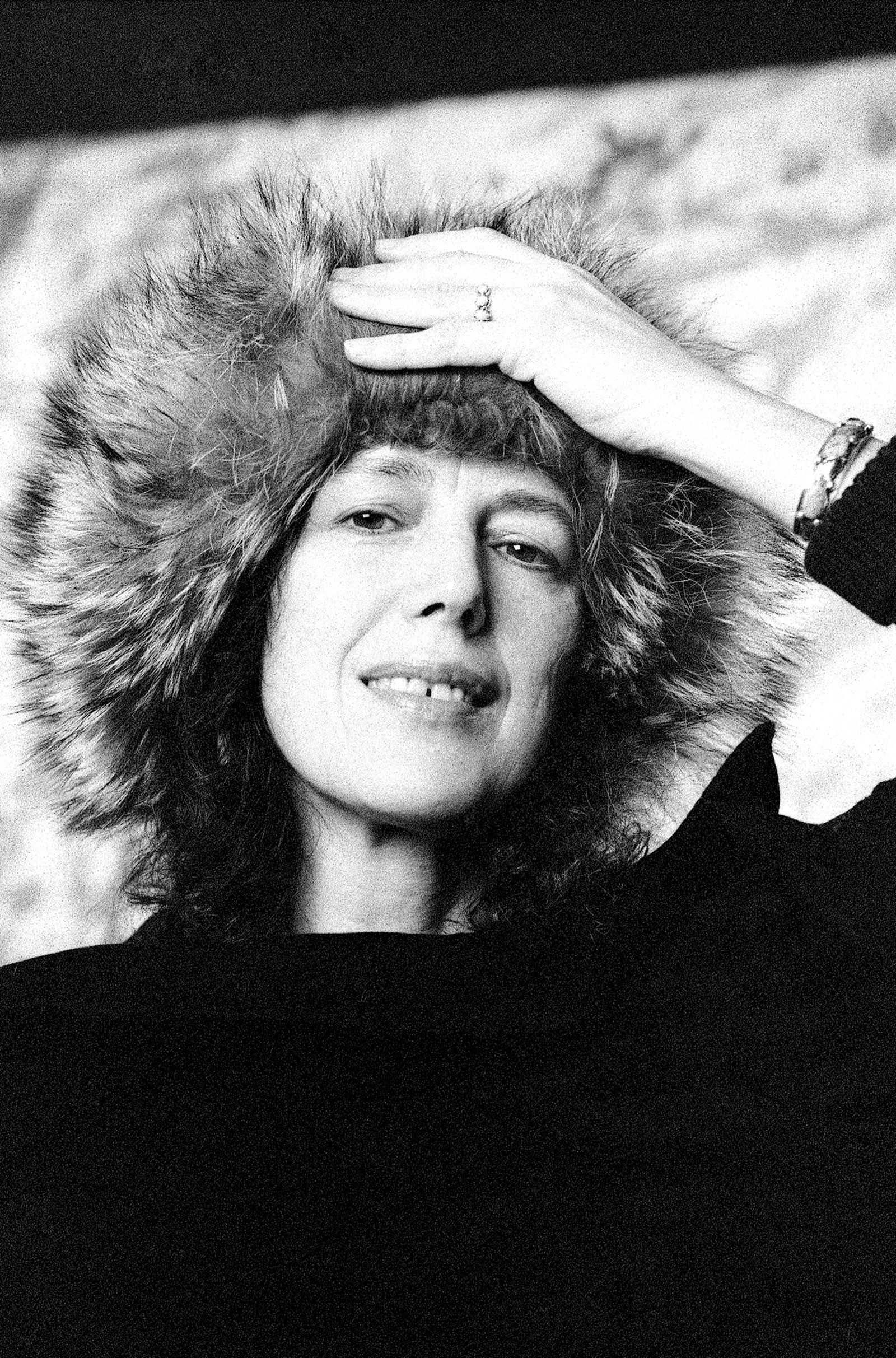 Claire Tomalin, London, 1989