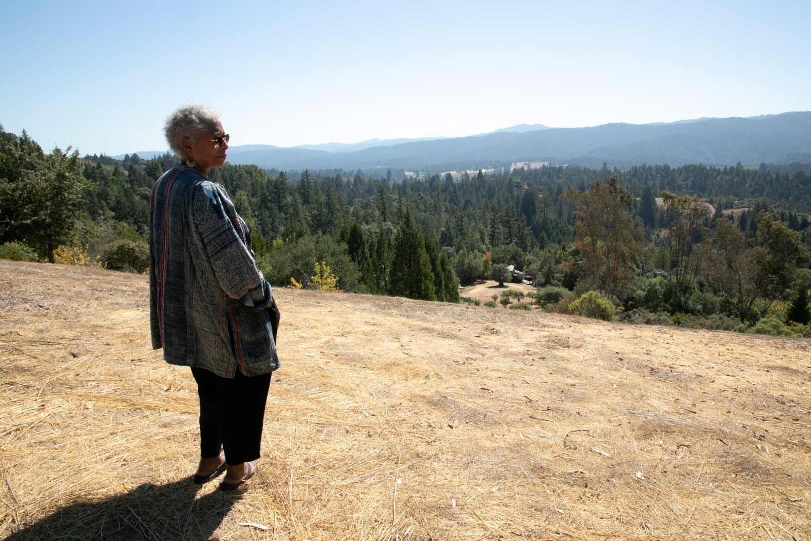 Alice Walker, Mendocino, California, September 17, 2018