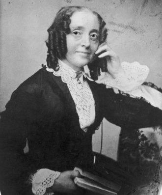 Ernestine Rose, circa 1850