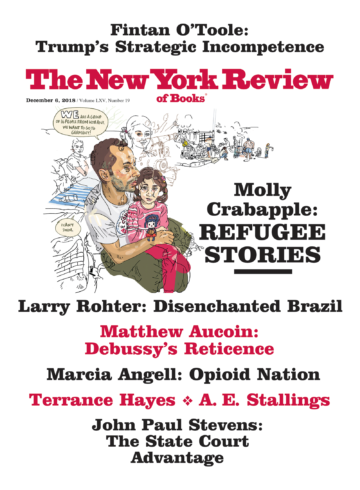 Image of the December 6, 2018 issue cover.