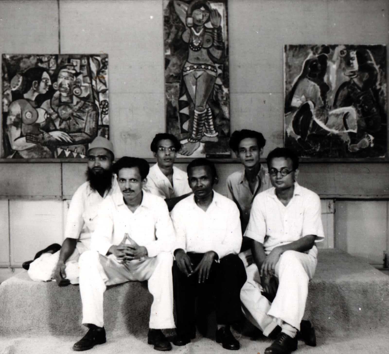 The Modern Art of Independent India | by Ratik Asokan | NYR