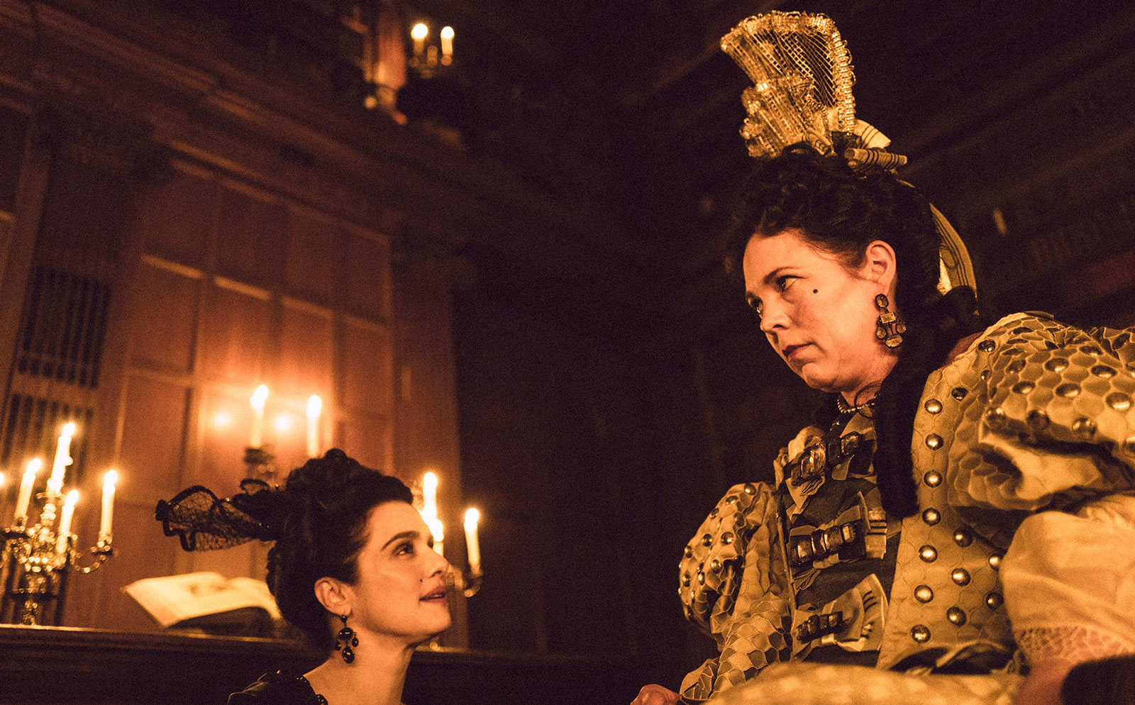 Beastly: The Bad Women of 'The Favourite'