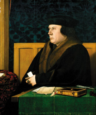 Hans Holbein: Thomas Cromwell, 1532–1533