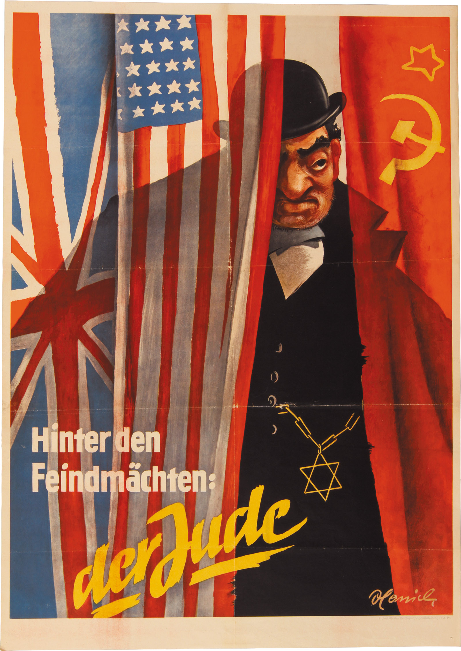 The Fake Threat of Jewish Communism
