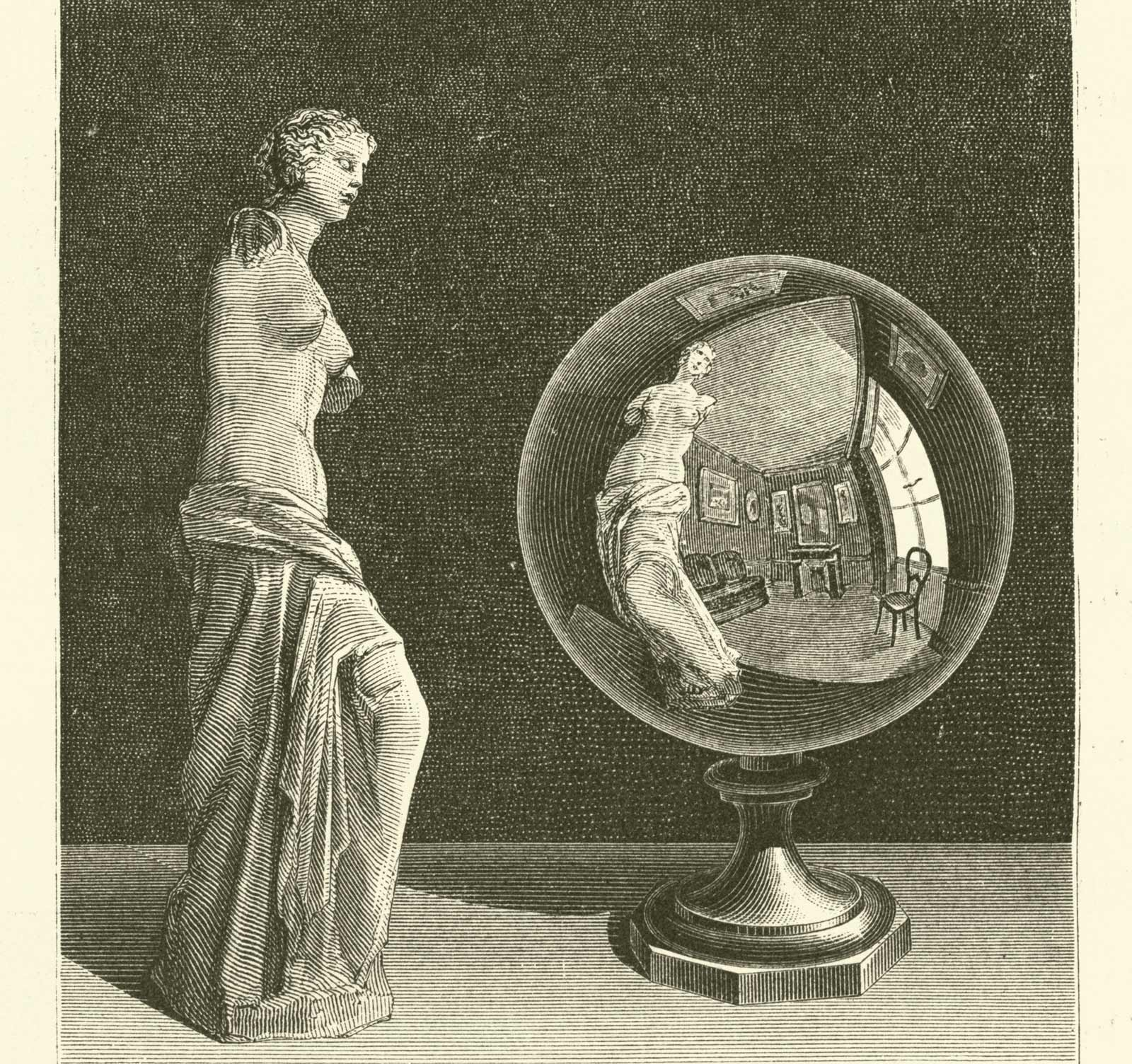 An engraving, nineteenth century