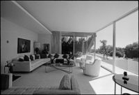 Kaufman Desert House, designed by Austrian architect Richard Neutra, Palm Springs, California, 1970