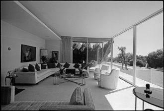 Kaufman Desert House, designed by Austrian architect Richard Neutra, Palm Springs, California, 1970