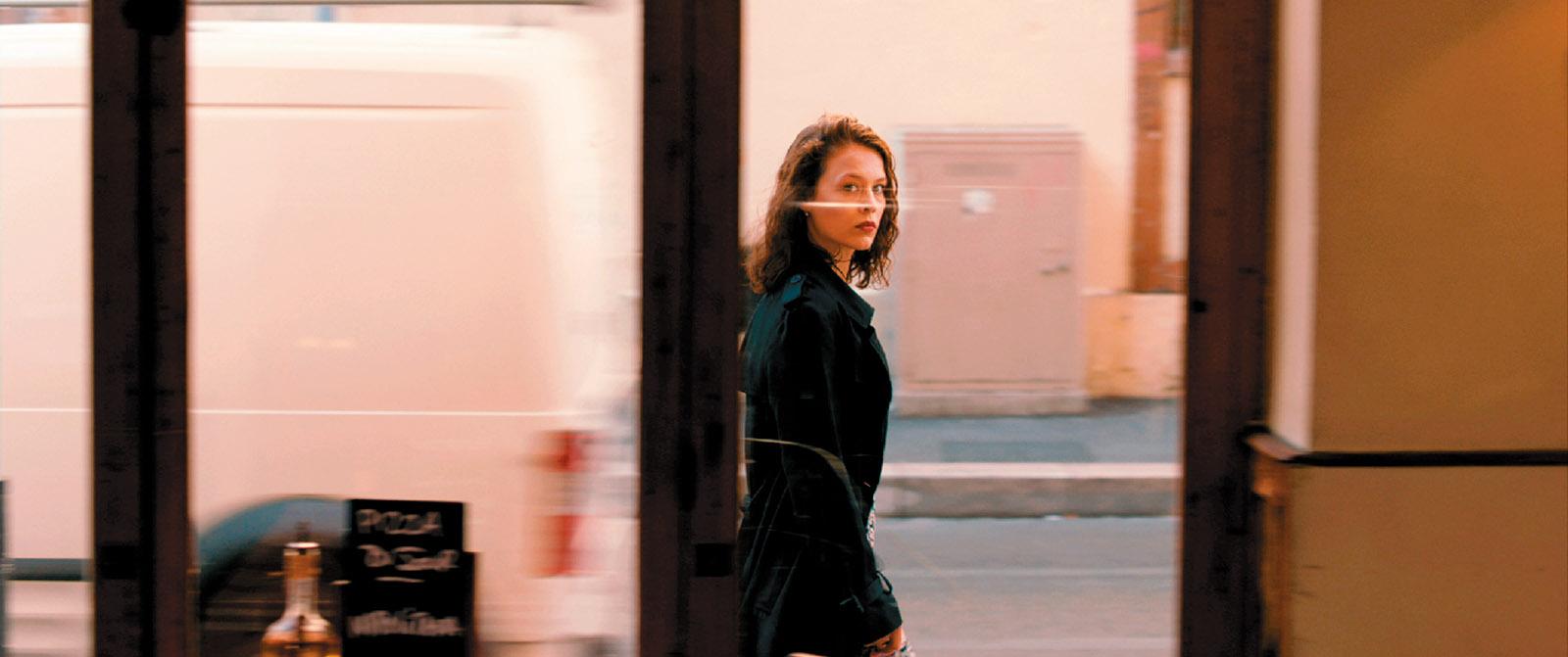 Paula Beer as Marie in Transit