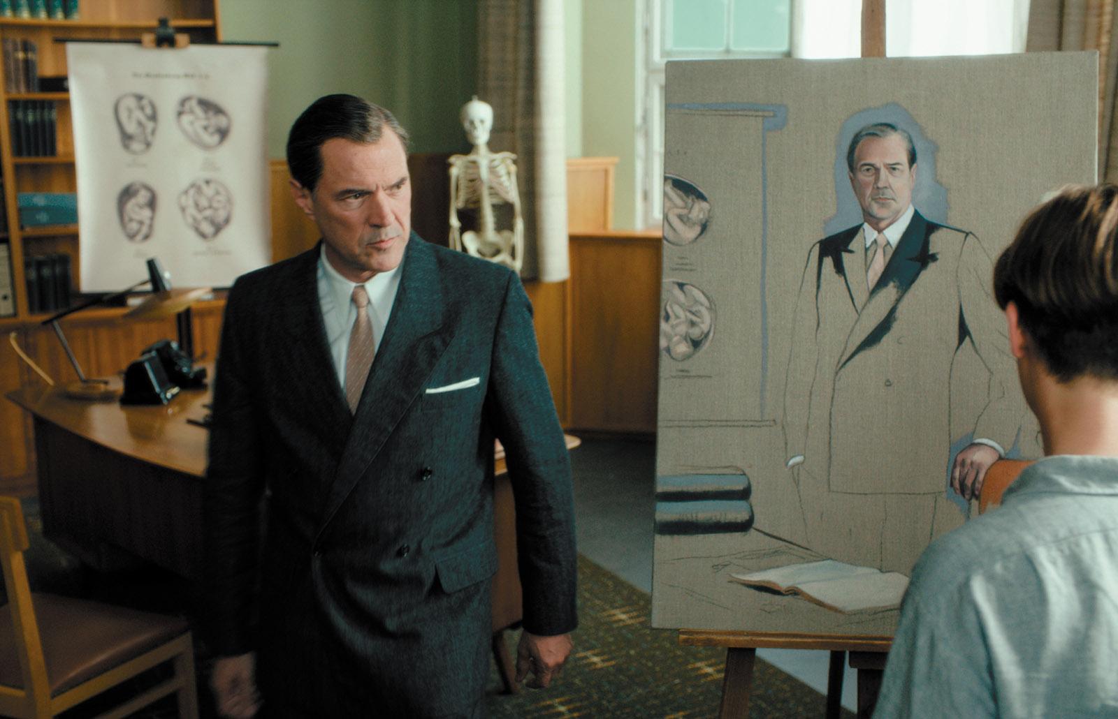 Sebastian Koch as Professor Carl Seeband in Never Look Away