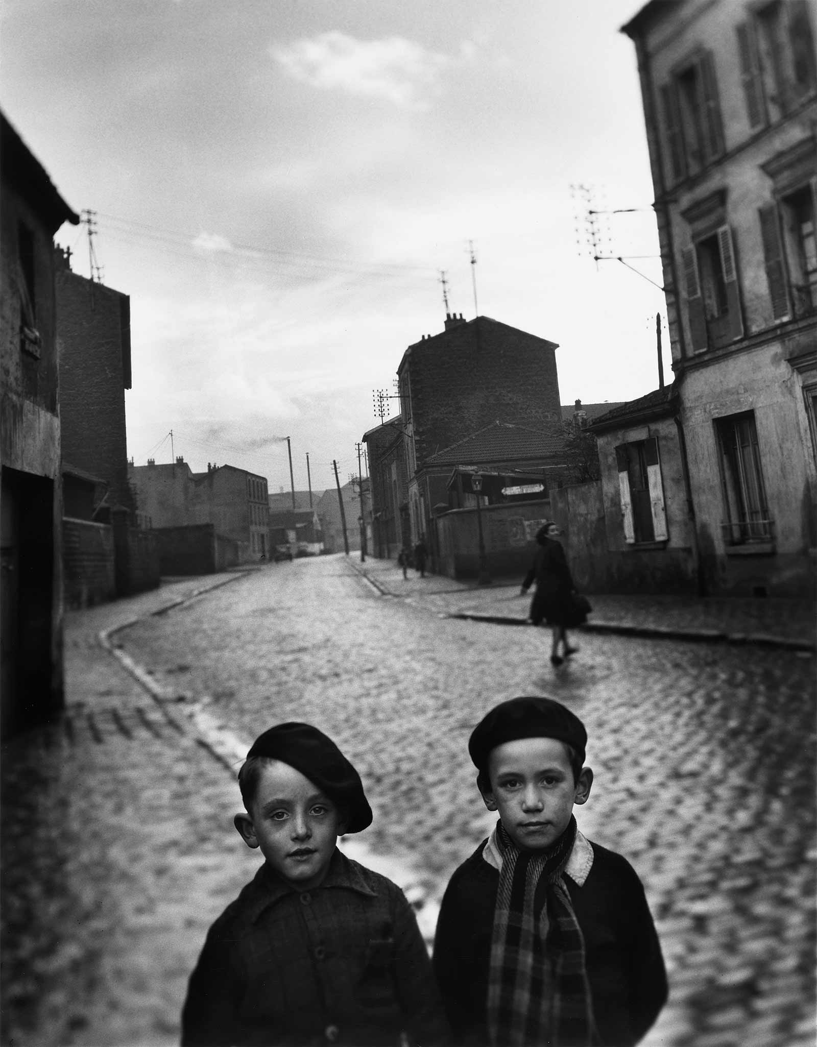 The Secret Streets of Brassaï & Louis Stettner | by Carole Naggar | NYR Daily | The New York Review of Books