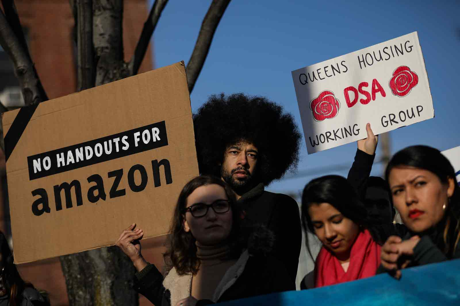 Do Corporations Like Amazon and Foxconn Need Public Assistance?
