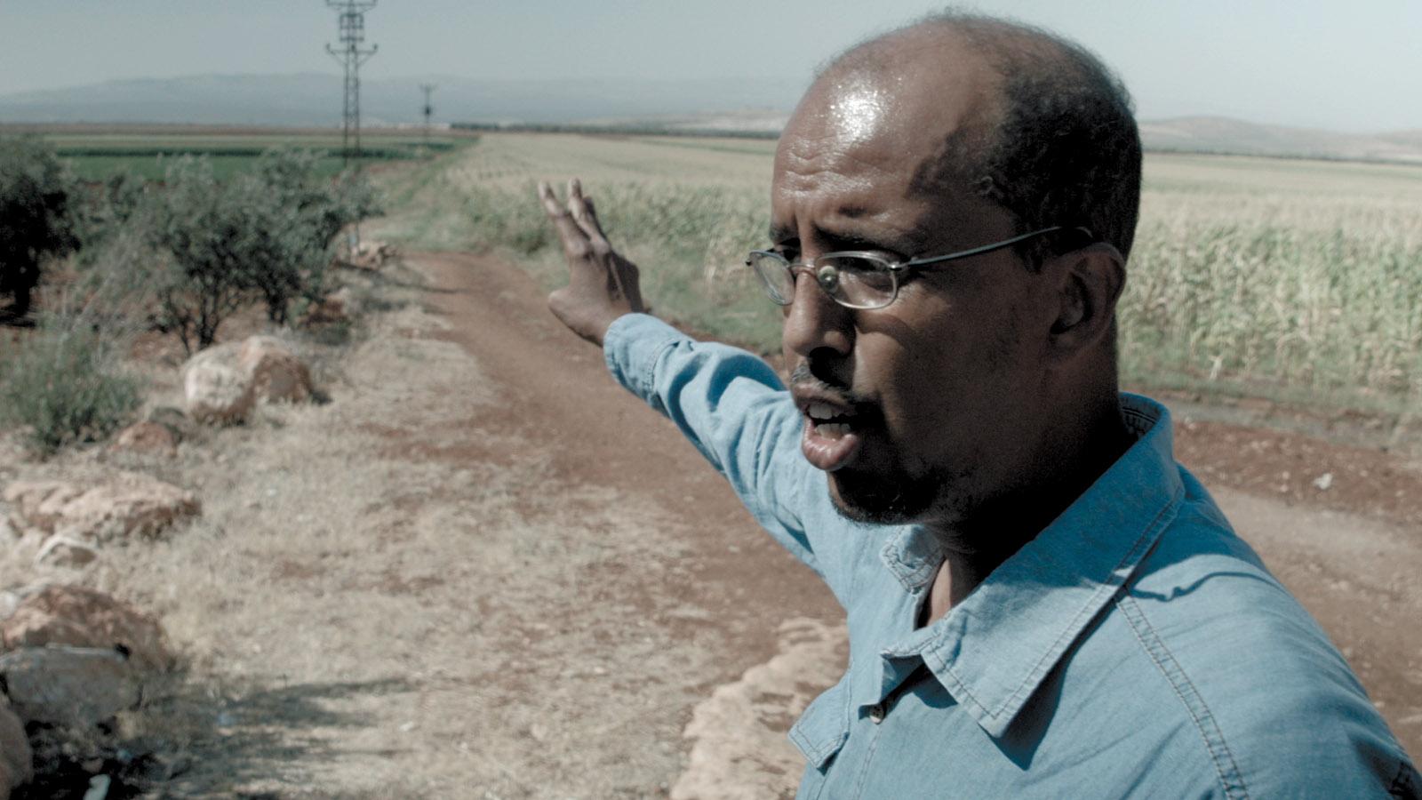 Sadiq Juma in the documentary film Only a Father
