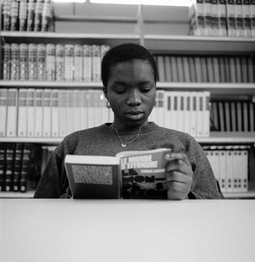 Elsa Triolet Library, Bobigny, France, 1996