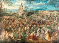 Pieter Bruegel the Elder: Christ Carrying the Cross, 1564
