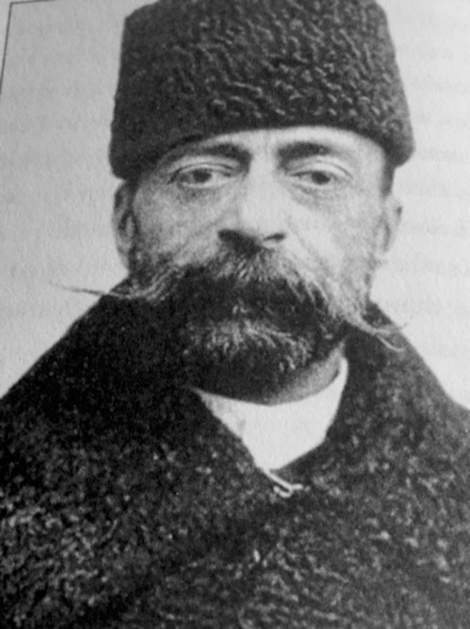Pavel Krushevan, 1900