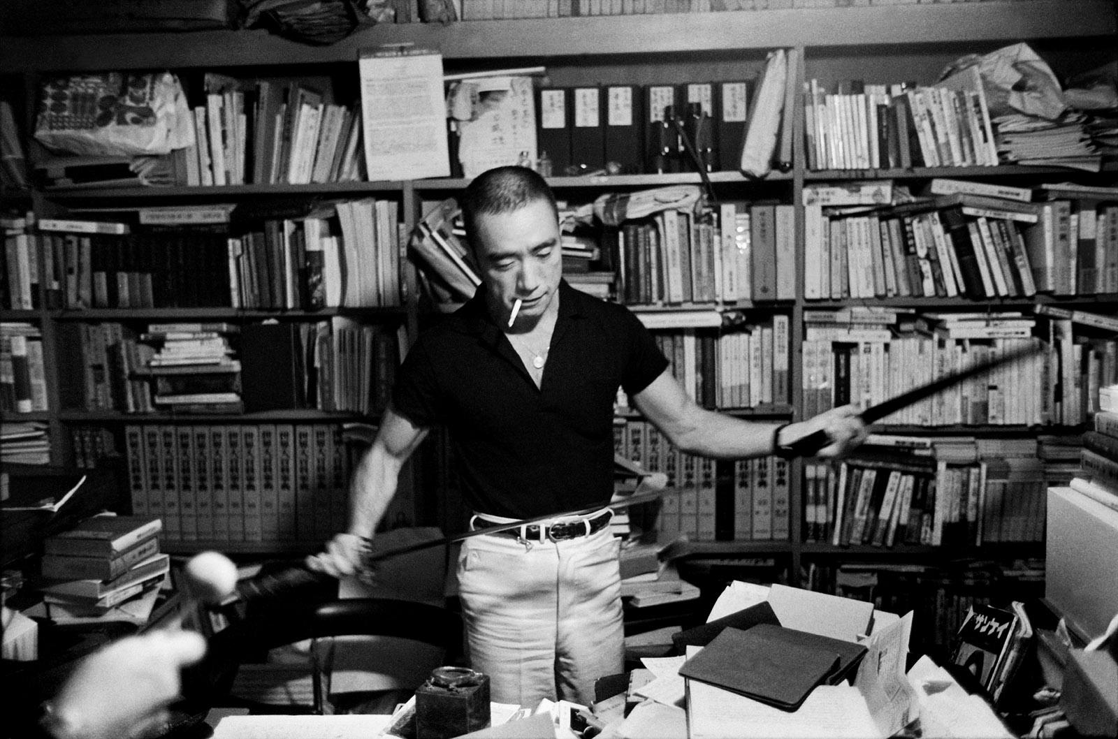 Yukio Mishima, Tokyo, 1970