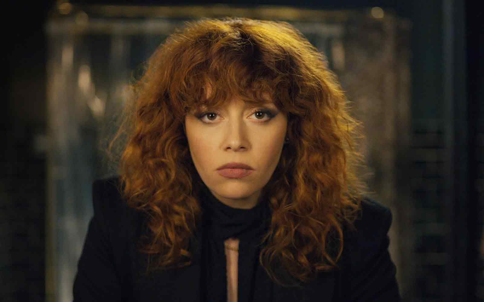 Natasha Lyonne as Nadia Vulvokov in Russian Doll, 2019