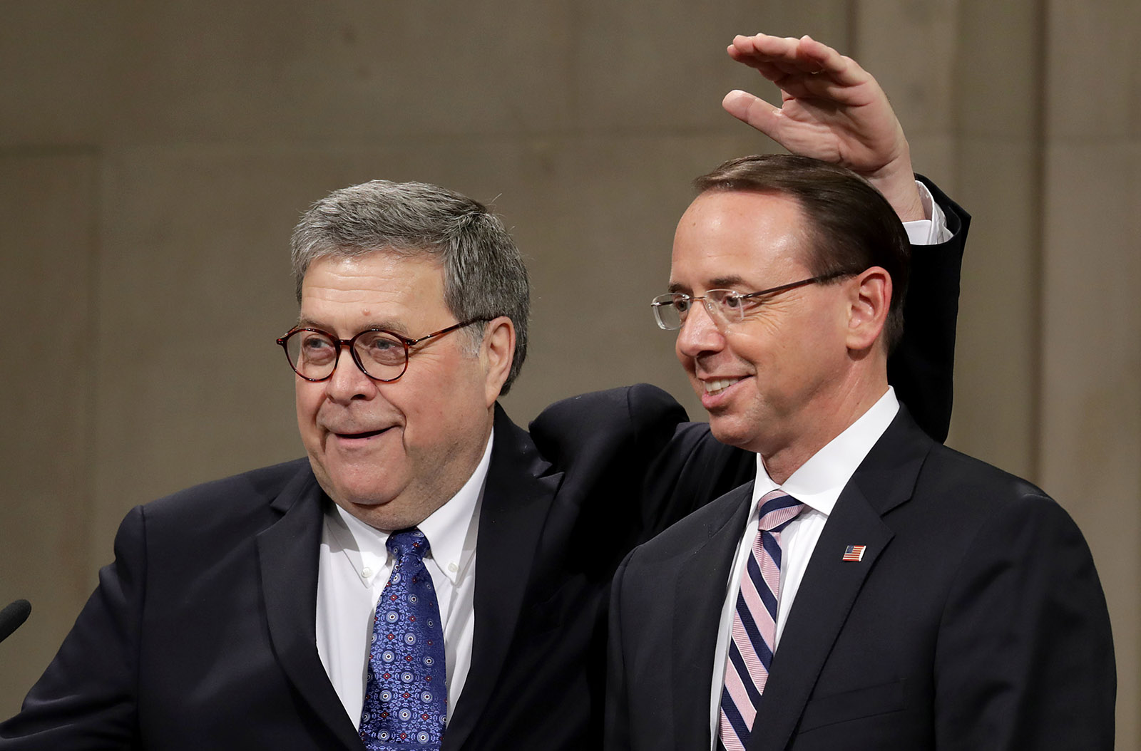 What Rod Rosenstein Knew When He Helped Trump Fire Comey