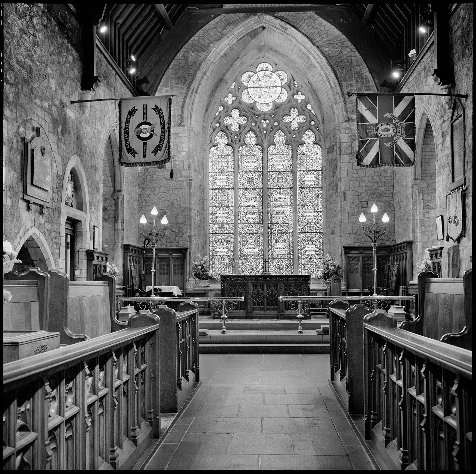GB. Northern Ireland. Carrickfergus. 2019. St Nicholas's Anglican Church.