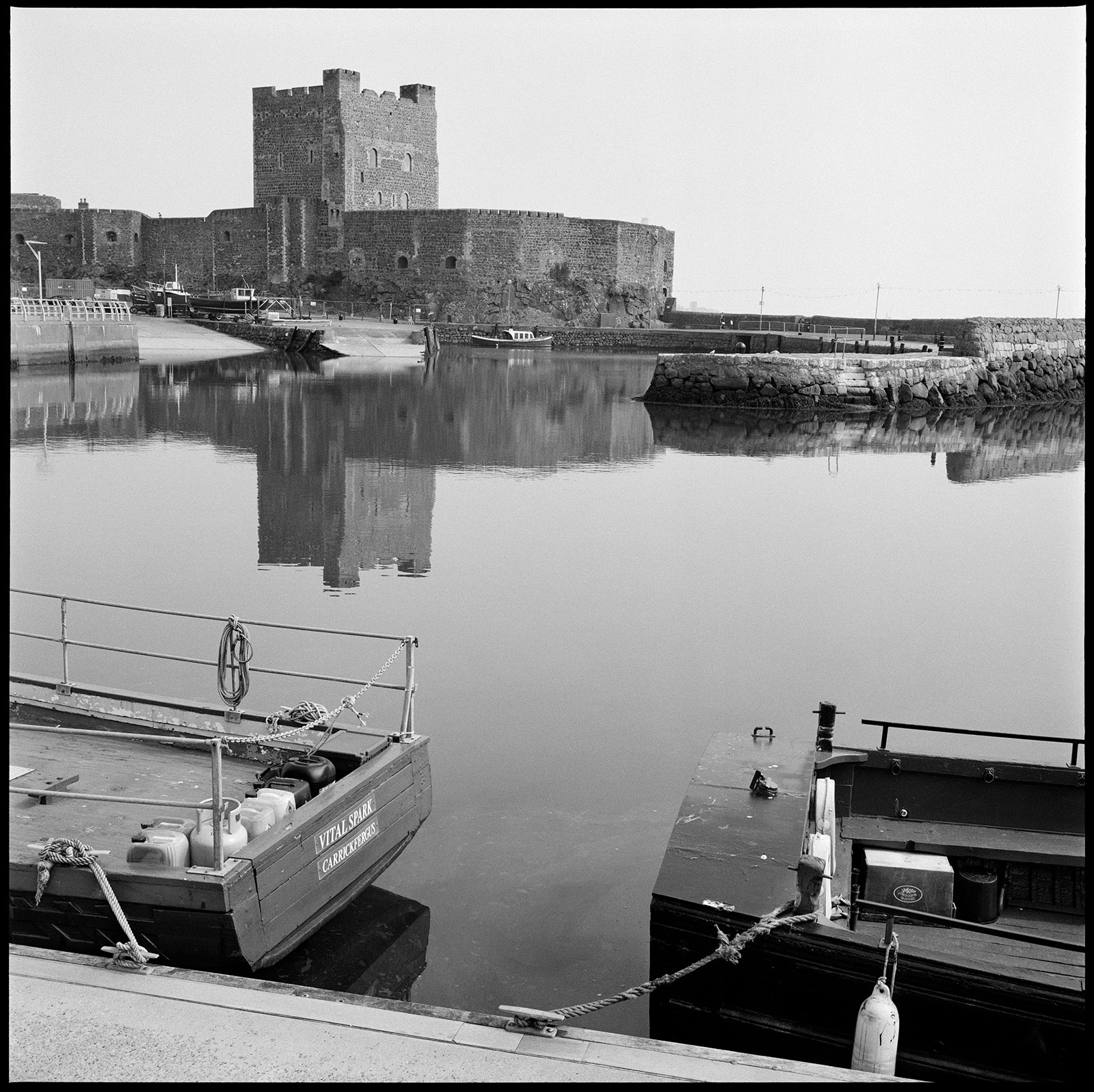 A Funeral Cry at Noon': Louis MacNeice's Carrickfergus Revisited