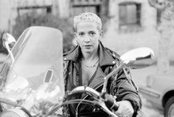 Portrait of Kathy Acker, San Francisco, 1991