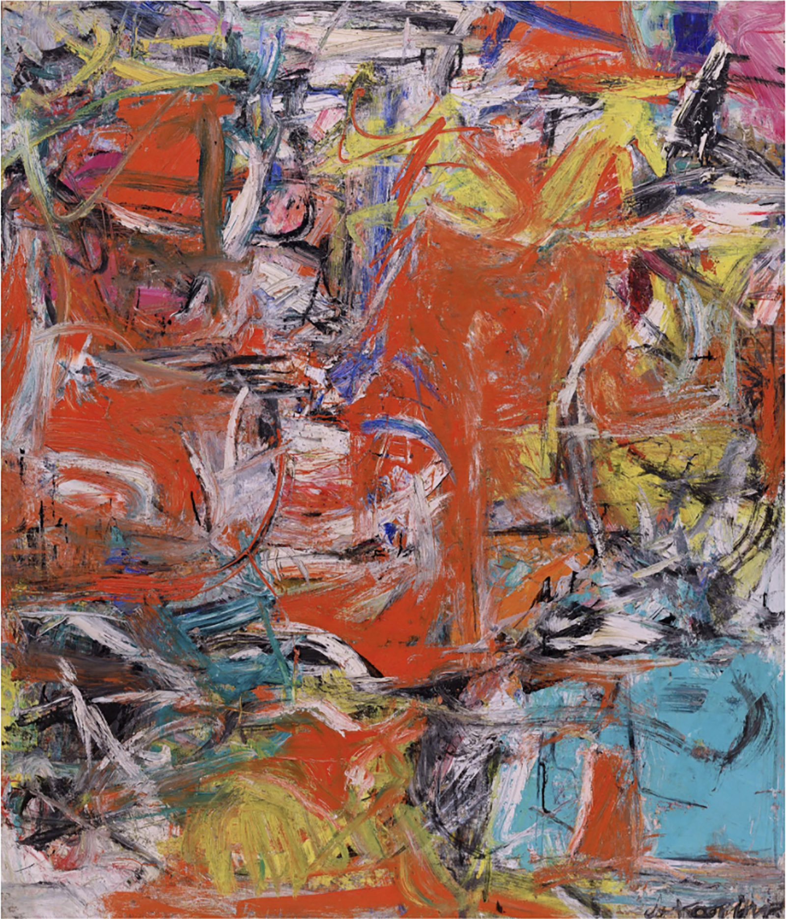 Willem de Kooning: Acrobat with a Paint Brush | by Stephen