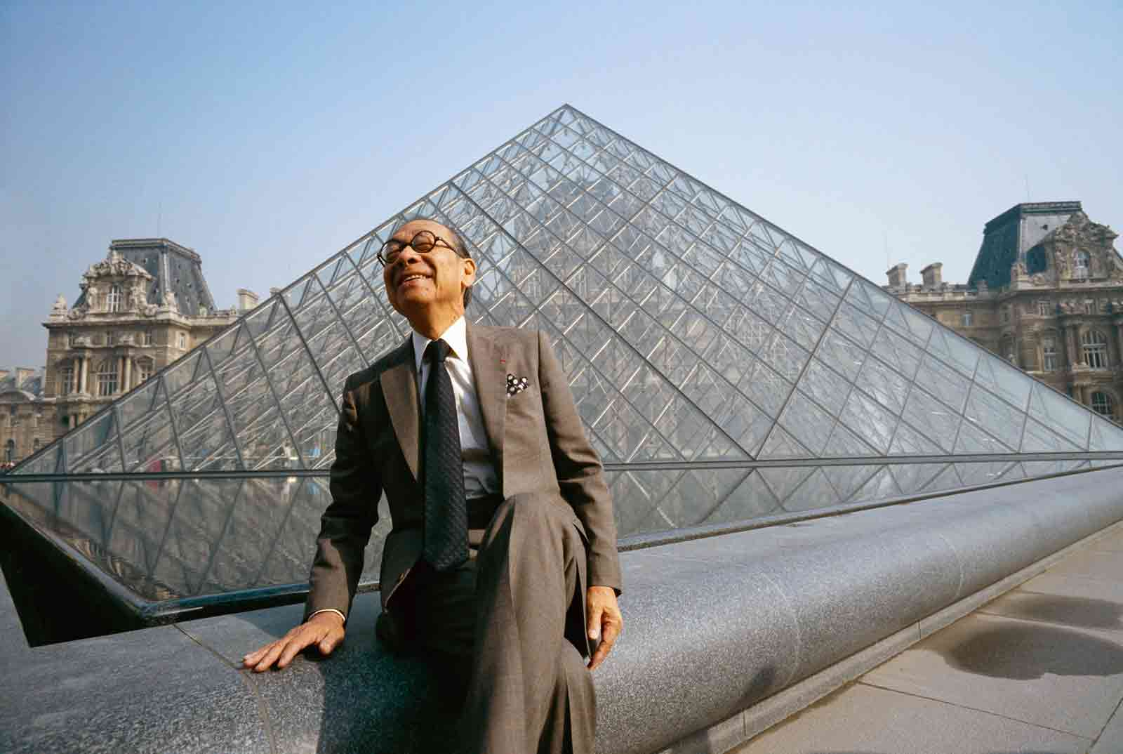 I.M. Pei: Establishment Modernism Lite