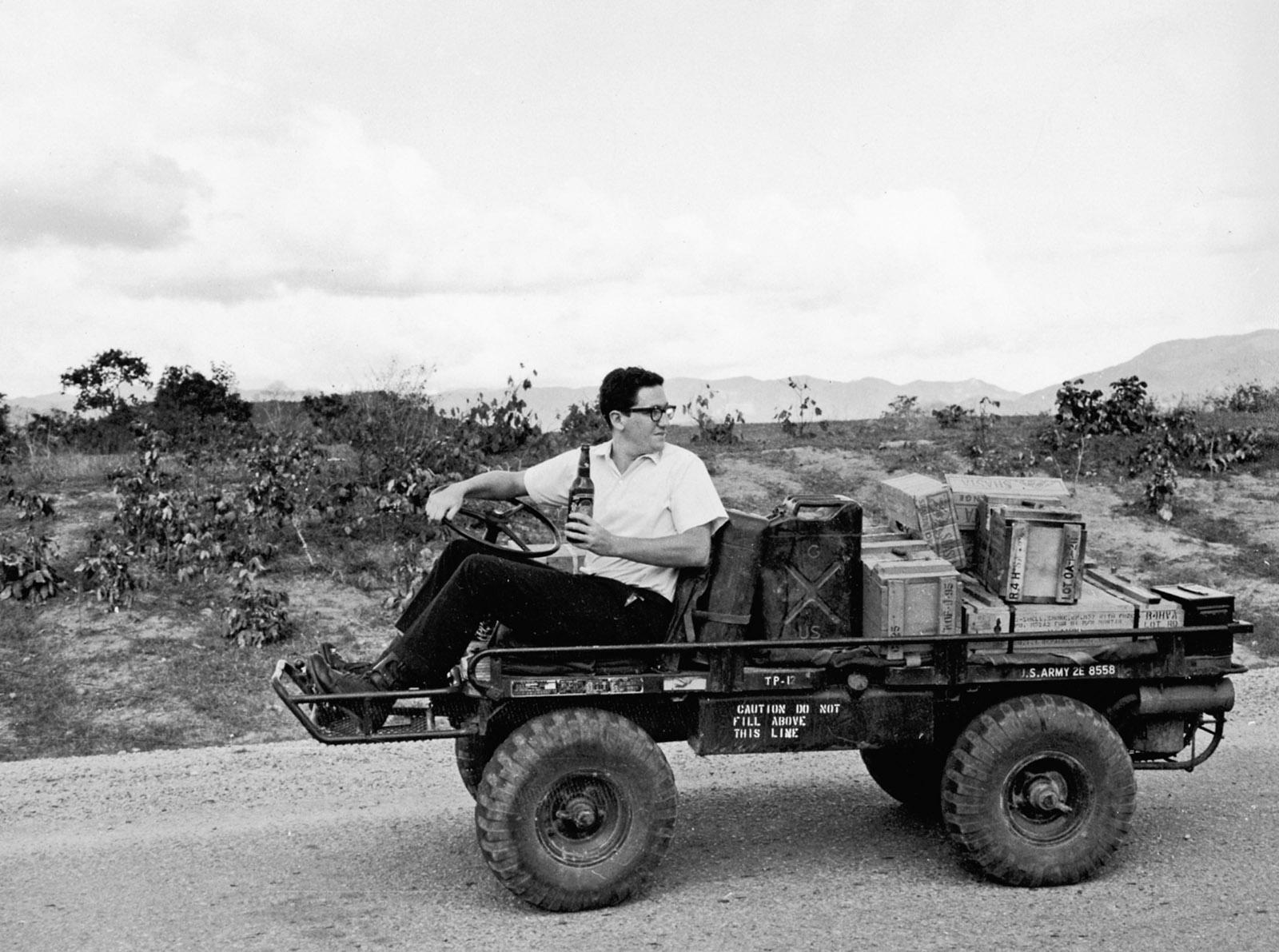 Richard Holbrooke in South Vietnam, 1960s