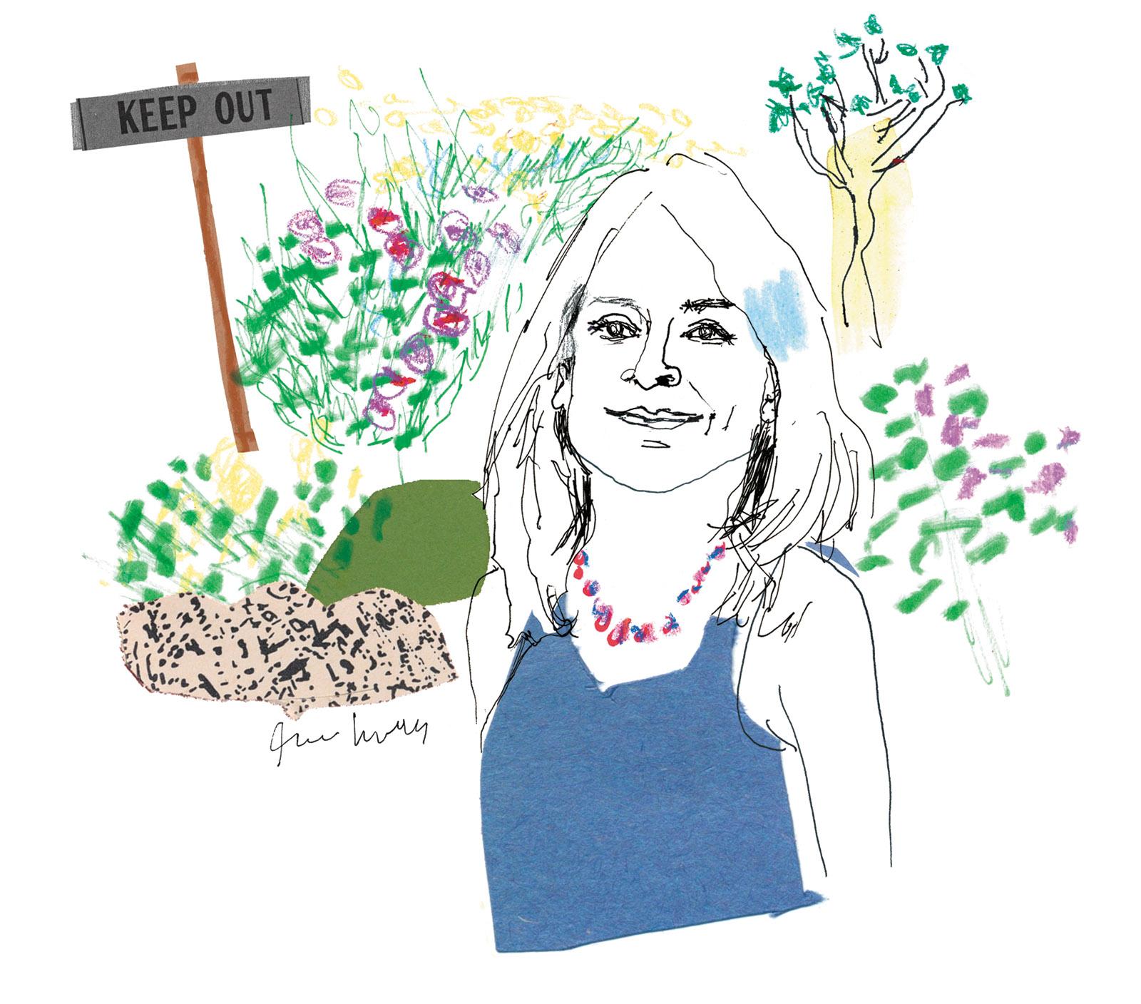Karen Russell; illustration by Joanna Neborsky