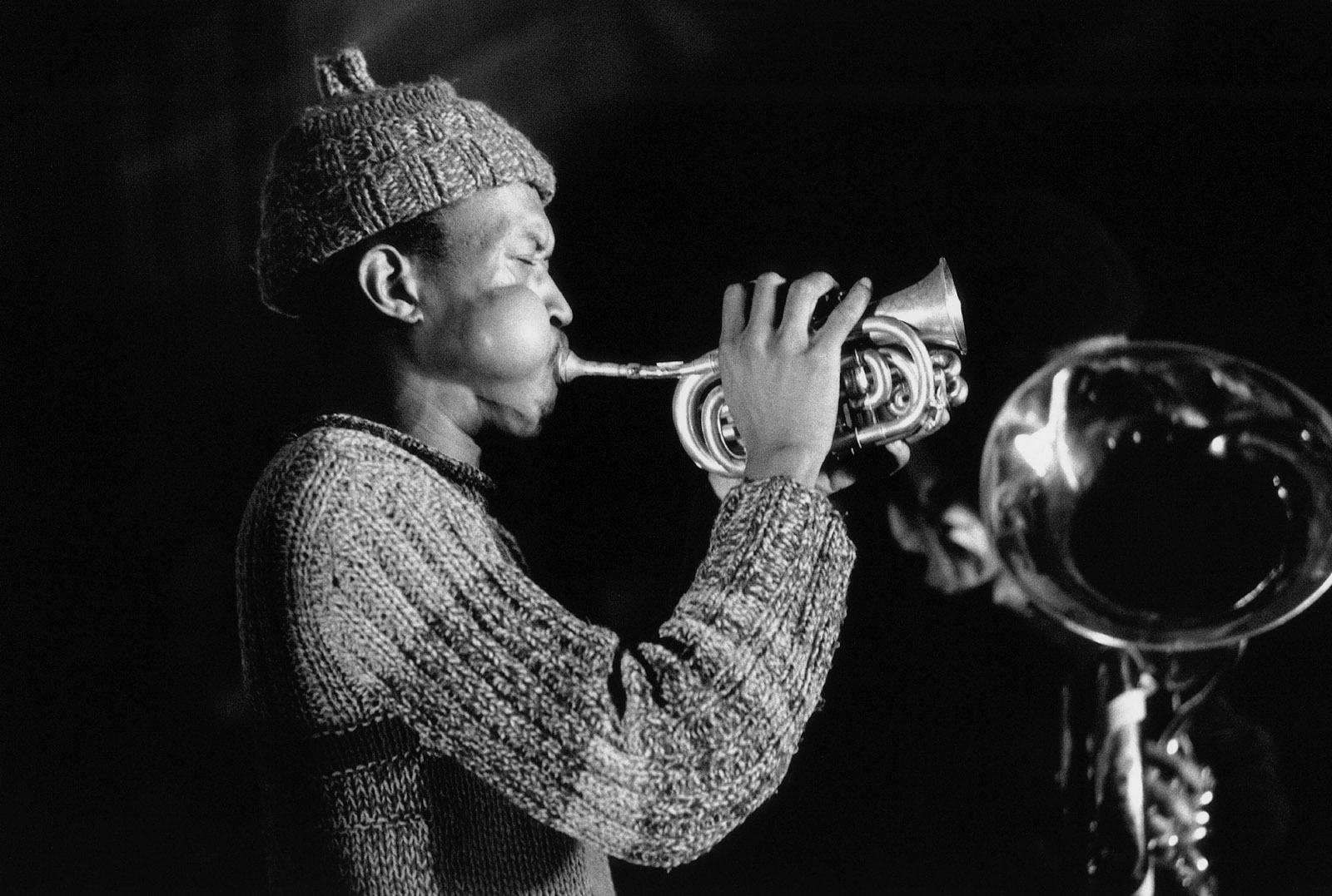 Don Cherry, Belgium, 1969