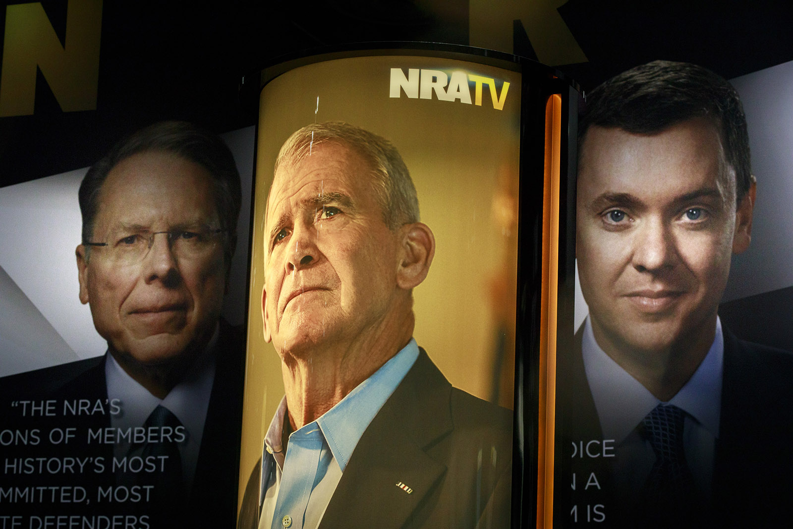 The Cold, Dead Hand of the NRA