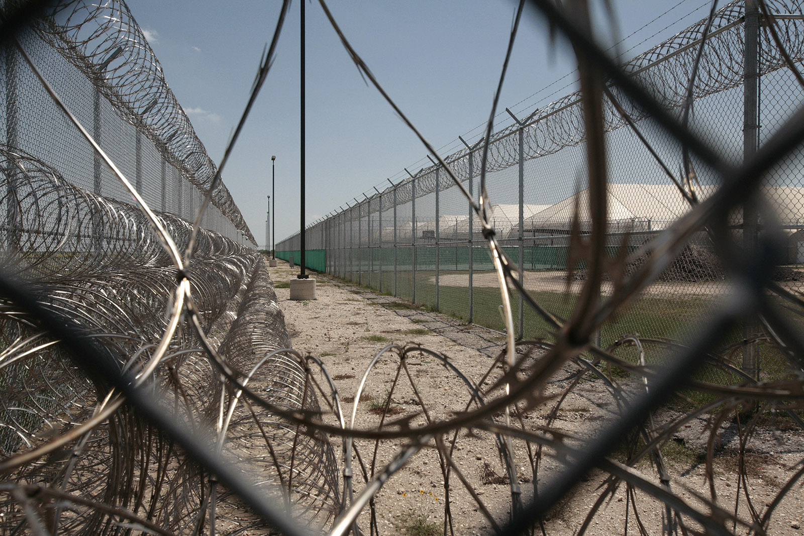 'Some Suburb of Hell': America's New Concentration Camp System