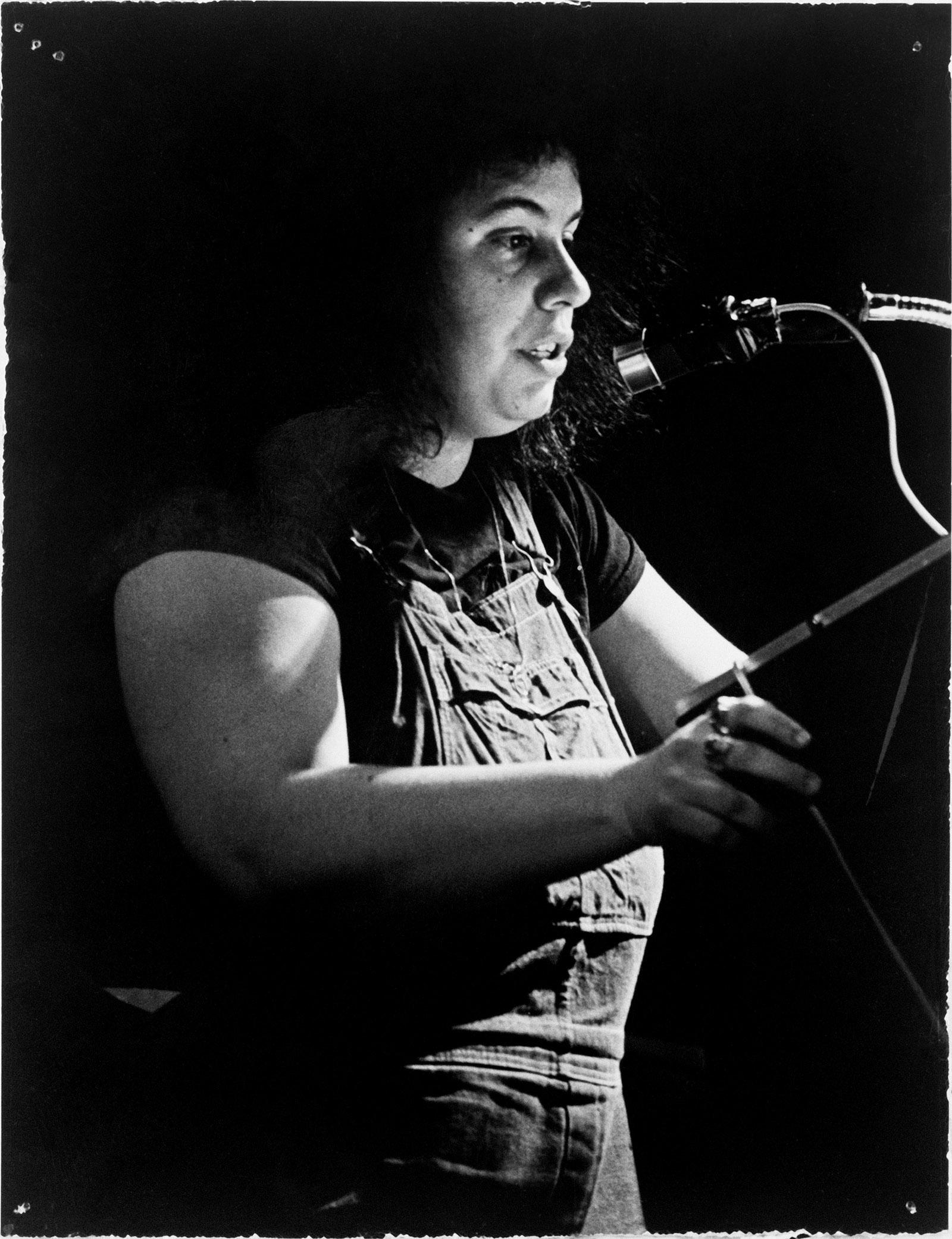 Andrea Dworkin, 1980s