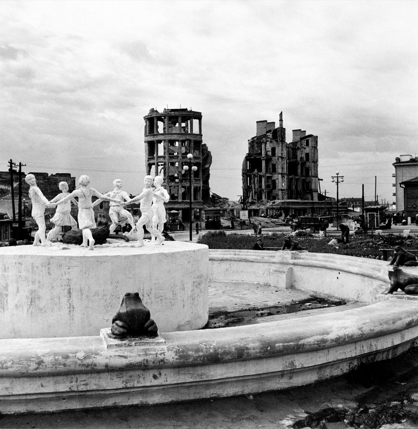 Stalingrad, 1947