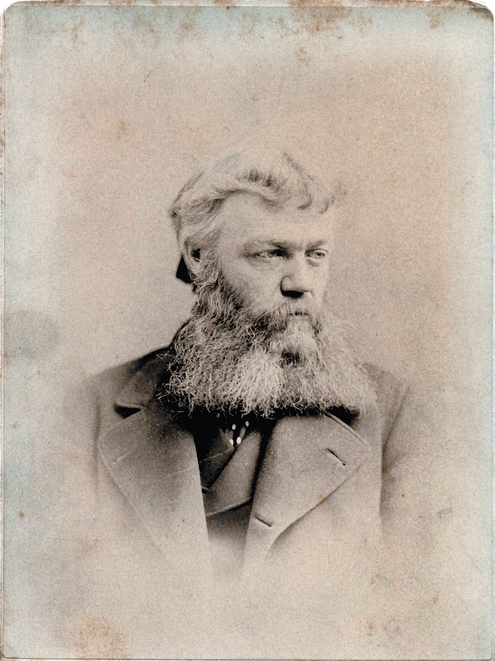 Frank Furness, circa 1873